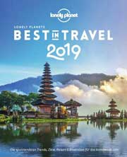Lonely Planet's best travel destinations for 2019 revealed